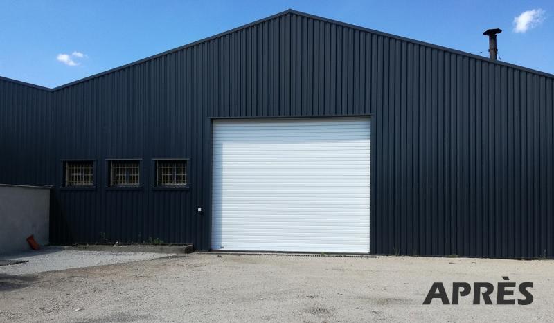 Rénovation d'un entrepôt logistique (après)